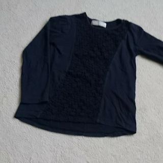 ザラキッズ(ZARA KIDS)のZaragirls長袖カットソー116cm(Tシャツ/カットソー)