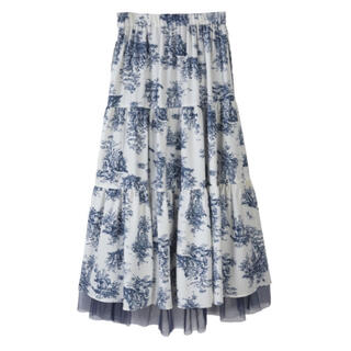 Ameri VINTAGE - ameri UNDRESSED AVA TULLE DOCKING SKIRT