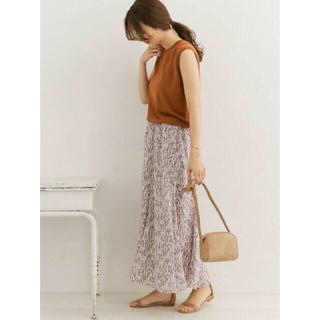 DOORS / URBAN RESEARCH - アーバンリサーチドアーズ  フラワープリント 花柄 3way マキシ スカート