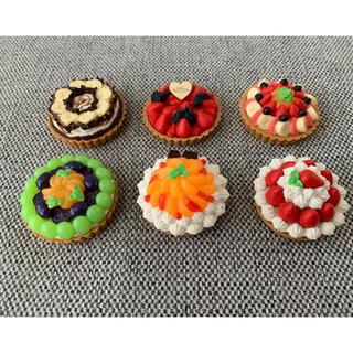 タルトケーキのマグネット (インテリア雑貨)