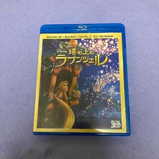 ラプンツェル(ラプンツェル)の塔の上のラプンツェル 3Dスーパー・セット DVD(アニメ)