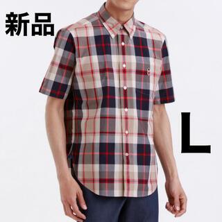 マッキントッシュフィロソフィー(MACKINTOSH PHILOSOPHY)の新品 マッキントッシュフィロソフィー チェックシャツ L (シャツ)