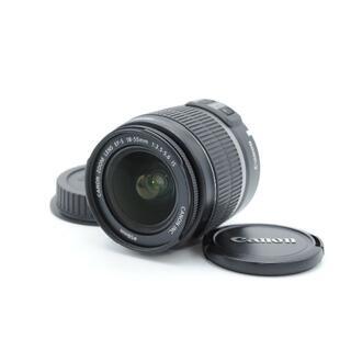 キヤノン(Canon)の★極上美品★ Canon キヤノン EF-S 18-55mm f3.5-5.6(レンズ(単焦点))
