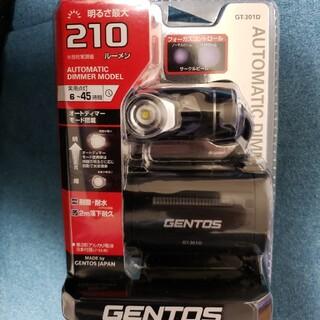 GENTOS ジェントス LED ヘッドライト GT-301D未開封未使用品