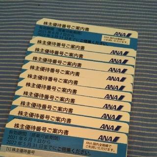 ANA 株主優待 11枚(その他)