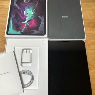 Apple - 【純正カバー付属】Apple 11インチ iPad Pro セルラー 64GB