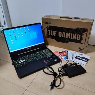 ASUS - ASUS TUFゲーミングノートパソコン