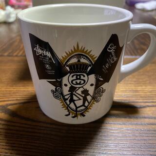 ステューシー(STUSSY)のステューシー マグカップ(グラス/カップ)