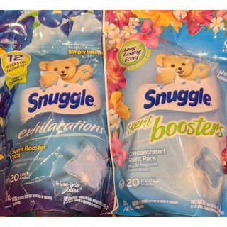 Snuggleスナッグル  セントブースター(衣類用加香剤)