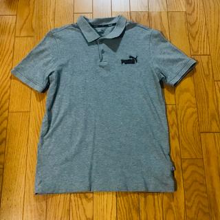プーマ(PUMA)のプーマ ポロシャツ グレー(ポロシャツ)
