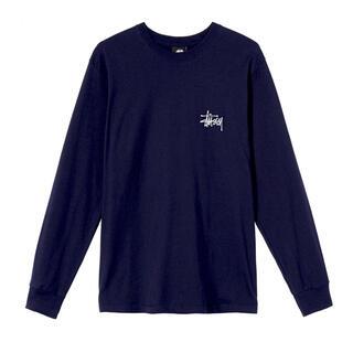 ステューシー(STUSSY)のstussy basic ls tee(Tシャツ(長袖/七分))