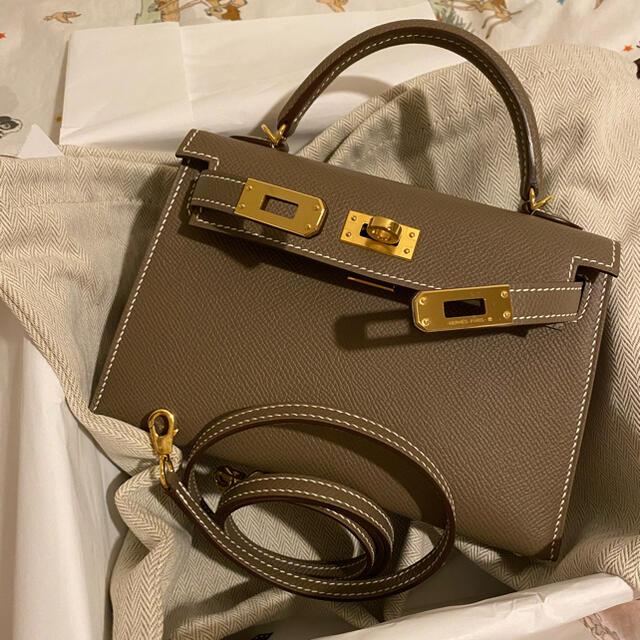 Hermes(エルメス)のエルメス ミニケリーセリエ  レディースのバッグ(ショルダーバッグ)の商品写真
