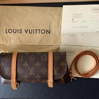 LOUIS VUITTON - 【LOUIS VUITTON】ポシェット マレル(廃盤品)