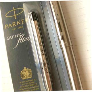 パーカー(Parker)のPARKER ボールペン 新品純正替芯付き処分価格(ペン/マーカー)
