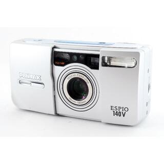 ペンタックス(PENTAX)の【美品】ペンタックス PENTAX ESPIO 140V(フィルムカメラ)