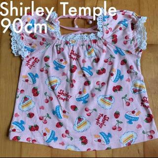 シャーリーテンプル(Shirley Temple)のShirley Temple シャーリーテンプル 90cm Tシャツ 半袖(Tシャツ/カットソー)