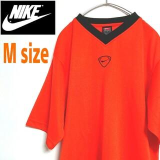 NIKE - NIKE ナイキ Tシャツ ゲームシャツ ART センターロゴ  ポリシャツ
