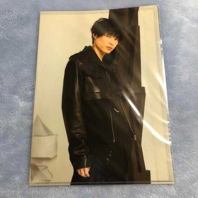 Johnny's(ジャニーズ)の松村北斗 クリアファイル エンタメ/ホビーのタレントグッズ(アイドルグッズ)の商品写真