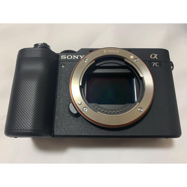 SONY(ソニー)のSONY α7c ILCE-7CL +2点 スマホ/家電/カメラのカメラ(ミラーレス一眼)の商品写真