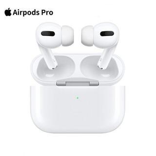 アップル(Apple)のApple AirPods Pro 【週初め限定セール】国内正規品(ヘッドフォン/イヤフォン)