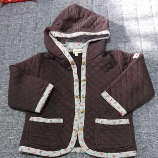 サンカンシオン(3can4on)のサンカンシオン コート ジャケット 90cm ネイビー 90 トレーナー(Tシャツ/カットソー)