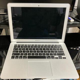 アップル(Apple)のMacBookAir early2015 13inch 箱 充電器付(ノートPC)