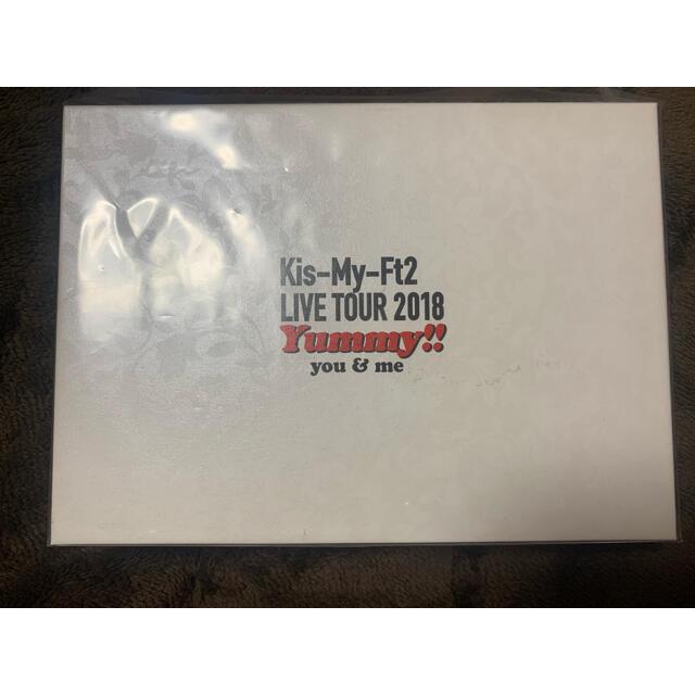 Kis-My-Ft2(キスマイフットツー)のKis-My-Ft2 LIVE DVD 銀テフル一本おまけ付き♡ エンタメ/ホビーのDVD/ブルーレイ(ミュージック)の商品写真