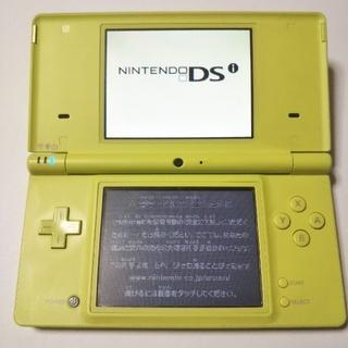 ニンテンドウ(任天堂)のDSi 本体のみ ジャンク品(携帯用ゲーム機本体)