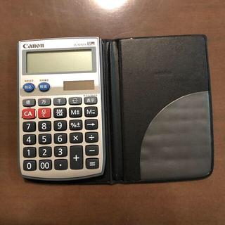 キヤノン(Canon)の電卓 キャノン(オフィス用品一般)