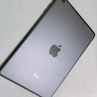 アップル(Apple)のiPad mini 初代 16GB ブラック(タブレット)