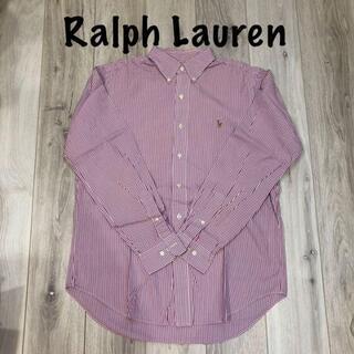 デニムアンドサプライラルフローレン(Denim & Supply Ralph Lauren)のラルフローレン ストライプシャツ(Tシャツ/カットソー(半袖/袖なし))