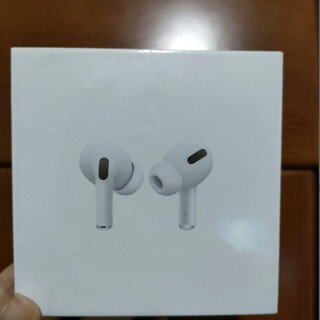 アップル(Apple)の新品未使用AirPods Pro Apple エアポッズ プロ(ヘッドフォン/イヤフォン)
