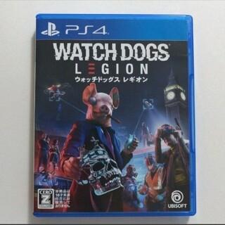 PlayStation4 - ウォッチドッグスレギオン PS4 ソフト