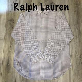デニムアンドサプライラルフローレン(Denim & Supply Ralph Lauren)のチェックシャツ 新品同様美品(Tシャツ/カットソー(半袖/袖なし))