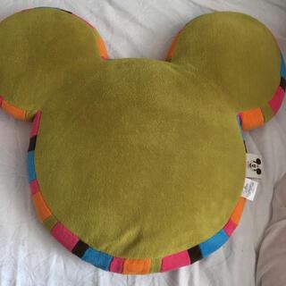 ディズニー(Disney)のチョコエッグ ミッキー クッション(クッション)
