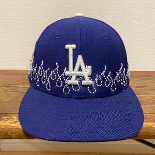 ニューエラー(NEW ERA)のニューエラキャップ Los Angeles Dodgers ドジャース カスタム(キャップ)