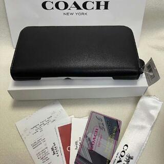 新品未使用 COACH コーチ 長財布 F54000(その他)