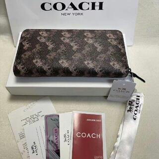 新品未使用 COACH コーチ 長財布 F89611(その他)