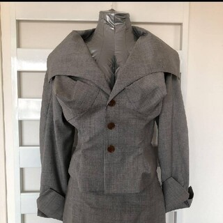 Vivienne Westwood - Vivienne  west woods スーツ ジャケット スカート