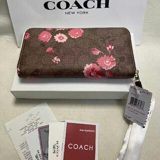 新品未使用 COACH コーチ 長財布 F78018(その他)