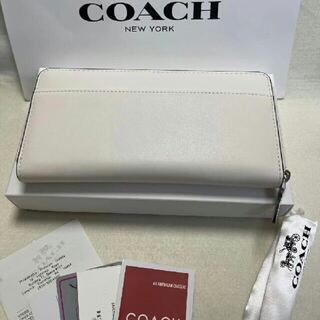 新品未使用 COACH コーチ 長財布 F53773(その他)