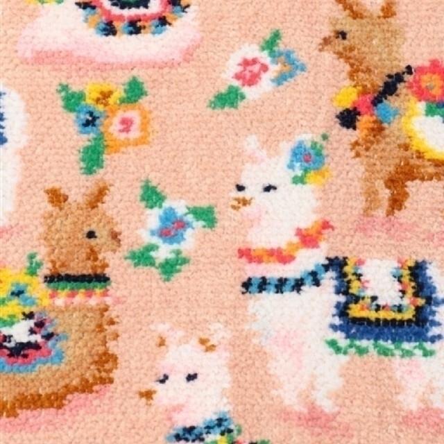 FEILER(フェイラー)のFEILER フワフワアルパカ💓ハンカチタオル新品/未使用 レディースのファッション小物(ハンカチ)の商品写真
