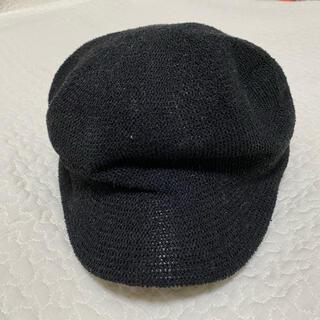アズールバイマウジー(AZUL by moussy)の新品未使用 AZUL アズール キャスケット 帽子(キャスケット)