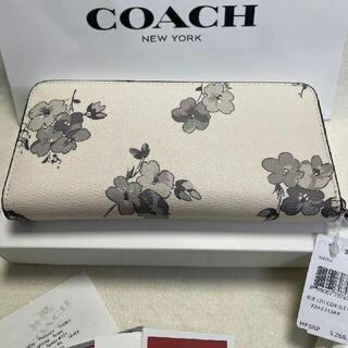 新品未使用 COACH コーチ 長財布 F73663(その他)