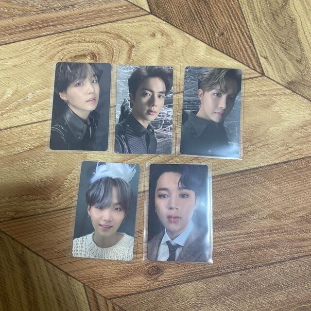 防弾少年団(BTS)(ボウダンショウネンダン)のMAP OF THE SOUL 7 version3 エンタメ/ホビーのCD(K-POP/アジア)の商品写真