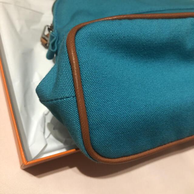 Hermes(エルメス)のエルメス ポリードポーチ レディースのファッション小物(ポーチ)の商品写真