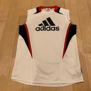 アディダス(adidas)の子供用 adidas アディダス タンクトップ 150(Tシャツ/カットソー)