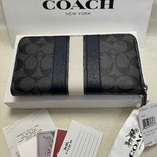 新品未使用 COACH コーチ 長財布 F26070(その他)