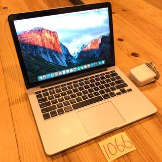 Mac (Apple) - 上位モデル!MacBook pro retina 13インチearly2015