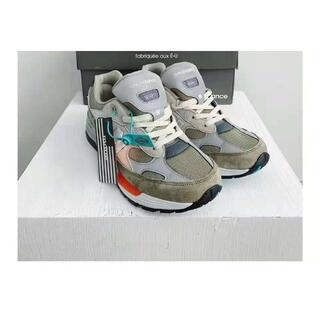 W)taps - NEW BALANCE × WTAPS M992WT made in USA